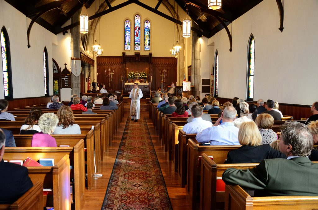 Hearing Loop Systems In Churches Help Worshipers With