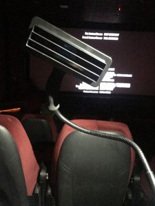 A Night at the Movies… with Hearing Loss - Closed Captioning for the non-embarrassed
